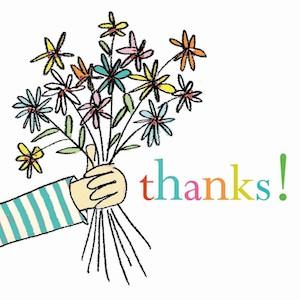 Grazie…Diciamolo sempre…!