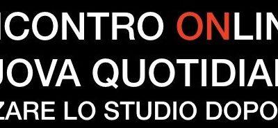 INCONTRO ONLINE-IL NUOVO STUDIO ODONTOIATRICO