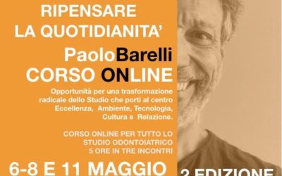 LO STUDIO ODONTOIATRICO- DOPO IL COVID-19